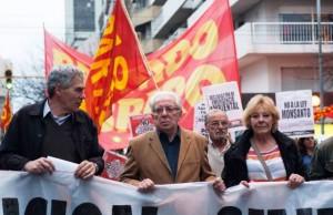 """Altamira en Córdoba: Apoyo a Frencia y críticas a los """"viejos partidos"""""""