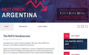 Fondos Buitre: Griesa rechazó planteo argentino por cautelar y llamó a seguir negociando