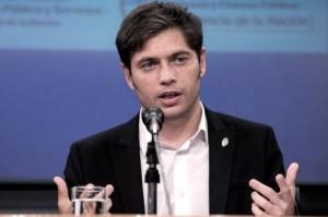 """Reunión con mediador: Kicillof ratificó voluntad de diálogo y pidió """"stay"""" para pago de deuda reestructurada"""