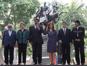 presidentes Mercosur 29 de julio