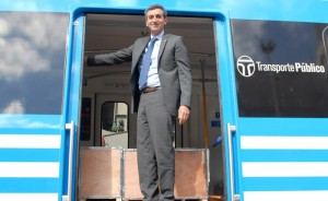 Presidenciable K desembarca en Córdoba para firma de convenio ferroviario