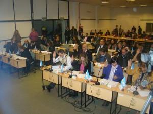 Concejo: Bloque opositor (peronista) convocó a Mestre para que informe sobre situación del transporte