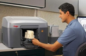Capacitación a trabajadores y a desempleados en tecnología de impresión 3D