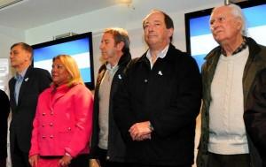 Lanzamiento porteño de UNEN reunió a los 5 presidenciables