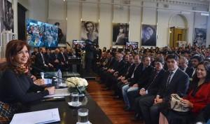 """Denuncia Fondos Buitre: Gobierno K por un país no """"dependiente"""" avanzará en el plano internacional"""