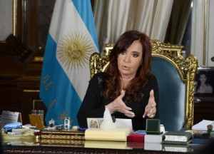 CFK despacho