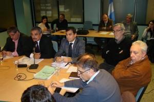 Concejo: Polémica entre oposición y oficialismo por documentación de adjudicación del servicio de Transporte