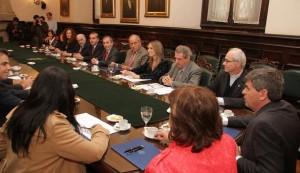 El Foro de Rectores y ONGs encaran acciones en prevención de adicciones