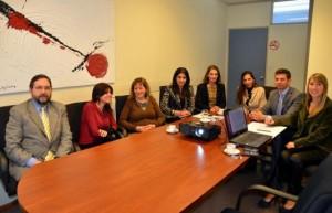 Derechos Humanos presentó ante los jueces de familia el Plan provincial contra la violencia  género