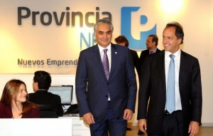 Críticas al líder del PRO: Montoya insistió en la teoría de dos modelos políticos en pugna, Scioli y Macri
