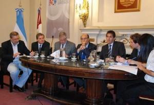 Moyano en Comisión