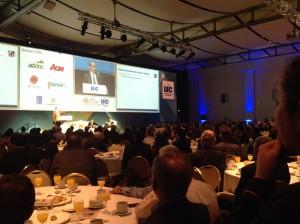 Coloquio UIC: Felippa lo destacó como un espacio para el debate de políticas para el sector
