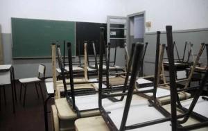 """Scioli: """"Nosotros lo que buscamos es que los chicos estén en las aulas"""""""