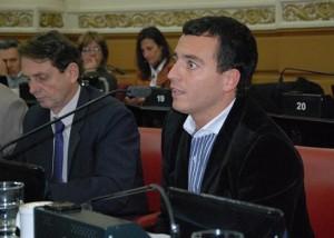 De Loredo con otra mirada crítica sobre la ejecución del presupuesto