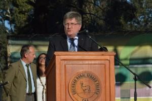 Ferrero: «Estamos asistiendo a una erosión constante de las instituciones»