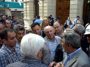Nueva polémica por Servicios Esenciales: La CGT Córdoba se reunió con el Defensor del Pueblo