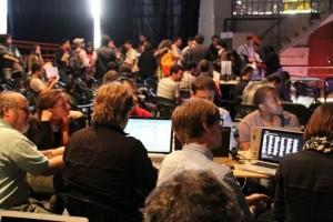 media party 2013