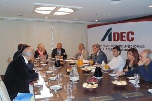 ADEC impulsó proceso de reorganización interna para potencia su misión