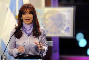 """Discurso recargado: CFK cuestionó a Fondos Buitre, al juez """"senil"""" y a sectores concentrados que quieren voltear al gobierno"""