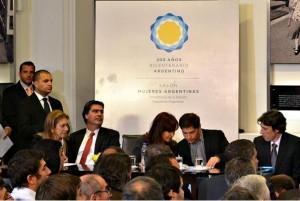 CFK acto 11 sept. ahora 12
