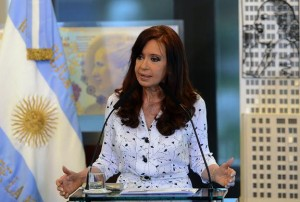 CFK progresar 2