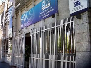 CPCE fachada Yrigoyen