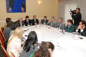 Medioambiente y Bitrenes, temas de la agenda de debate de los legisladores de la Región Centro