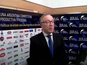 """Nielsen sobre la ley de Pago Soberano: """"Nos va a terminar de aislar del mercado financiero internacional"""""""