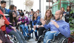 El Parlamento Juvenil debatirá sobre discapacidad