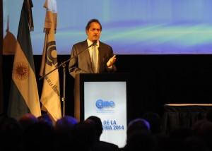 Presidenciables con mensaje hacia el sector de la mediana empresa