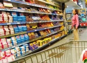 Para Cippes, los alimentos siguen subiendo y acumulan 44% (anual)