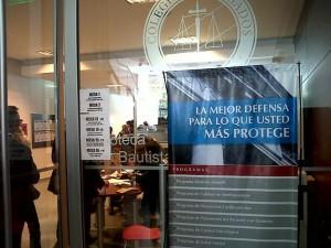 Piedecasas será el representante de los abogados del interior en el Consejo de la Magistratura