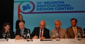 Región Centro: Cumbre del bloque regional con la presencia de gobernadores