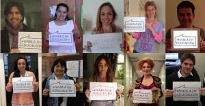 Sumate a la campaña #HabláDeEducación