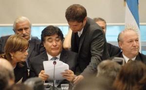 Diputados: Kicillof afirmó que fondos buitre tienen un programa para atacar al país