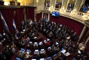 Sesión XL: El Senado se apresta a aprobar el proyecto de pago soberano local
