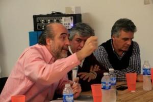 """Vicente: """"El juego de la derecha es sembrar el caos a través de la red de medios de Clarín"""""""
