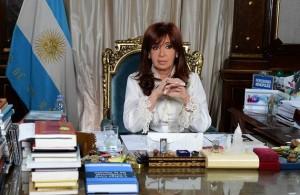 CFK anunció el envío del proyecto de reforma del Código Procesal Penal