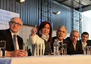 "Reservas/YPF: Para CFK, Argentina vuelve a ser ""jugadora central"" en el mercado energético global"