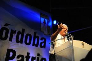 Por adelanto de campaña presidencial, piden a De la Sota que tome licencia a  su cargo