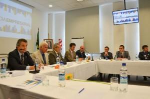 Rumbo al 2015: De la Sota con empresarios del Foro de Convergencia