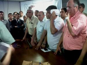 Enérgico documento de la CGT Córdoba, en repudio al grupo de vándalos identificados en ATE