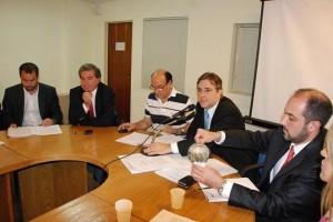 Agenda Unicameral: Llaryora presentó proyectos para el sector industrial. El pleno sancionará cuatro leyes