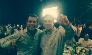 Haciendo foco en Seguridad Ciudadana, Rodio se lanzó como candidato a intendente