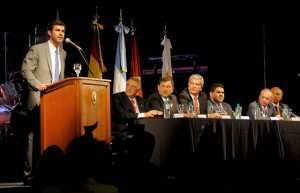 Debate nacional de profesionales de Ciencias Económicas