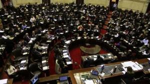 Diputados aprobó y giró al Senado el proyecto de presupuesto 2015