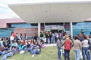 expo trabajar y estudiar en Cordoba 2014