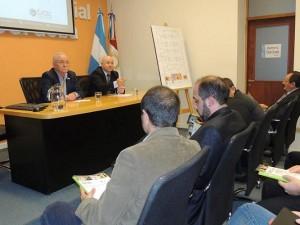 lanzamiento Epial 2015 Urcia y titular Cacec