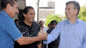 Rumbo al 2015: Macri se mostró con Ramón Díaz en La Rioja