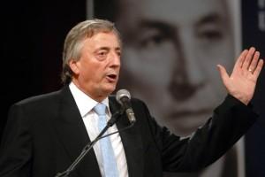 Recordaron a Kirchner con un festival homenaje en la ex ESMA